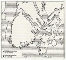 Mapa de Angmagssalik